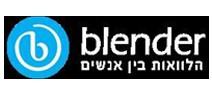 בלנדר לוגו